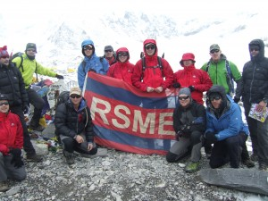3 RSME Everest Base Camp En-route GHT