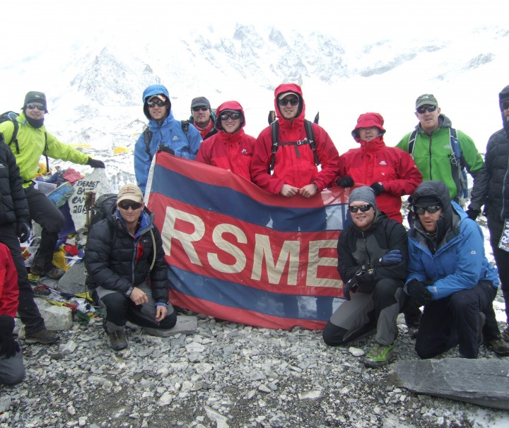RSME Everest base camp