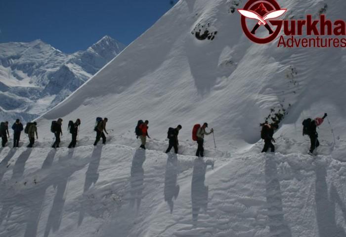Gurkha Adventure