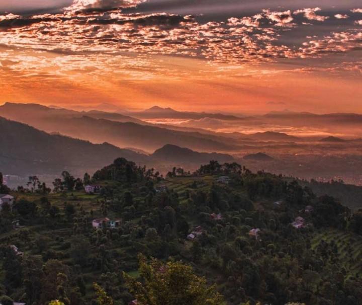 Chepang village